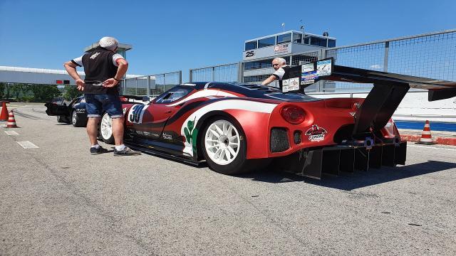 Automobilismo, fine settimana di gare a Magione. Torna l'Individual Races Attack