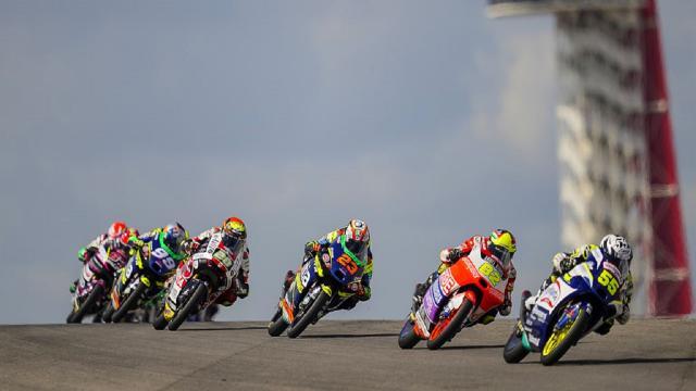 Moto3, Fenati 12° in un Gran Premio delle Americhe chiuso in anticipo per le troppe cadute