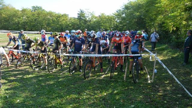 Ottima la ''prima'' dell'Adriatico Cross Tour a San Severino Marche con 200 partecipanti di tutte le età