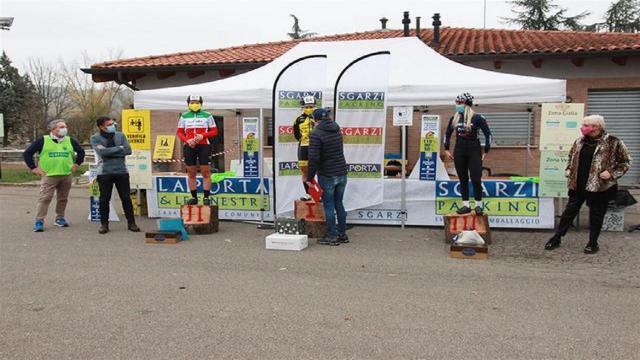 Ciclocross di San Martino: tutti i migliori piazzamenti dei marchigiani in Emilia-Romagna
