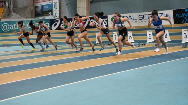 Atletica leggera, primi meeting nazionali del 2021 al Palaindoor di Ancona