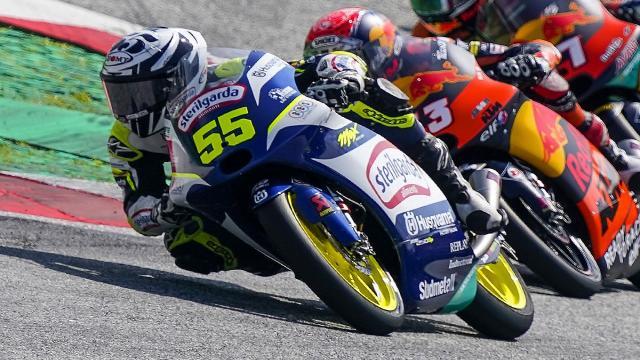 Moto3, Fenati ottiene un buon quinto posto nel Gran Premio d'Austria al Red Bull Ring
