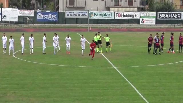 Eccellenza Marche, highlights Atletico Ascoli-Sangiustese 1-0