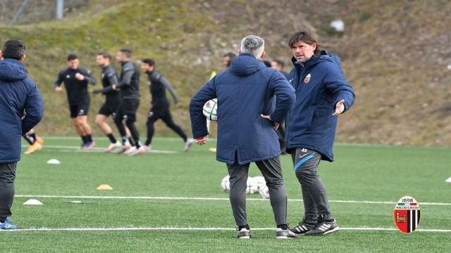 Ascoli Calcio: Sottil lavora sul possesso palla, domani doppia seduta. Salernitana, Belec finisce ko
