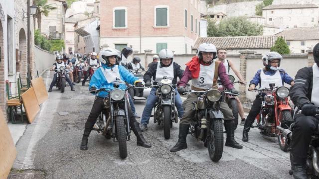 Caem Scarfiotti: moto d'epoca, grande attesa per la Rievocazione Storica del Circuito del Chienti e Potenza
