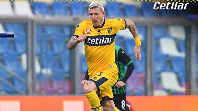 Sassuolo-Parma 1-1, highlights