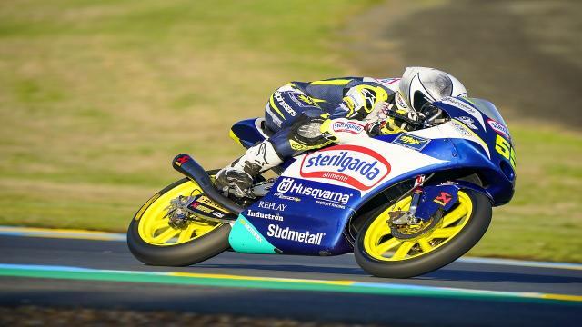 """Moto3, Fenati parte nono nel Gran Premio di Francia: """"Cercheremo di fare un buono start"""""""