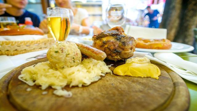 Vacanze enogastronomiche in Trentino: i piatti migliori
