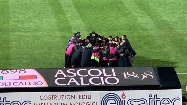 Ascoli-Reggiana 2-1, Pulcinelli: ''Vittoria importante ma tanto lavoro ancora da fare''