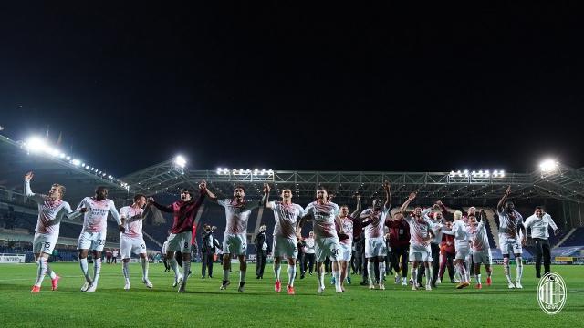Atalanta-Milan 0-2, highlights. Rossoneri secondi ed in Champions dopo 7 anni
