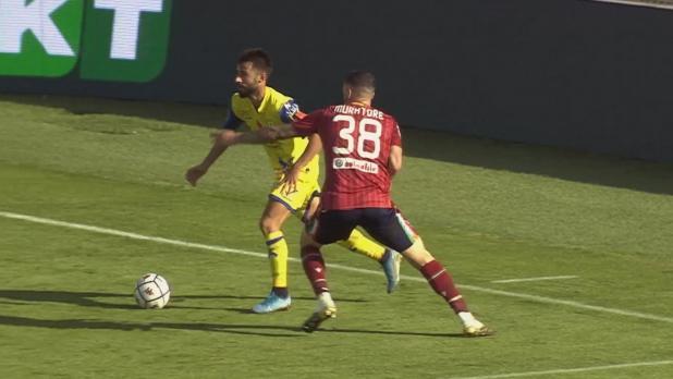 Ascoli Calcio, svelati i nomi dei tre calciatori della Reggiana positivi al Coronavirus