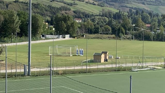 Ascoli Calcio, nuovo giro di tamponi e allenamento diviso in due gruppi al Picchio Village