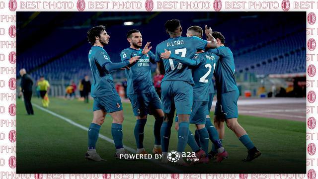 Roma-Milan 1-2, highlights
