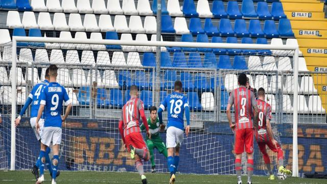 Serie B 2020/2021, immagini salienti dei match del ventiquattresimo turno