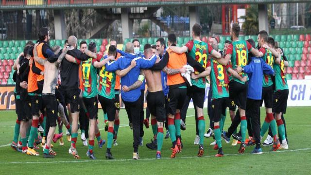 Lega Serie B, celebrato il ritorno in cadetteria della Ternana dopo 3 anni di assenza