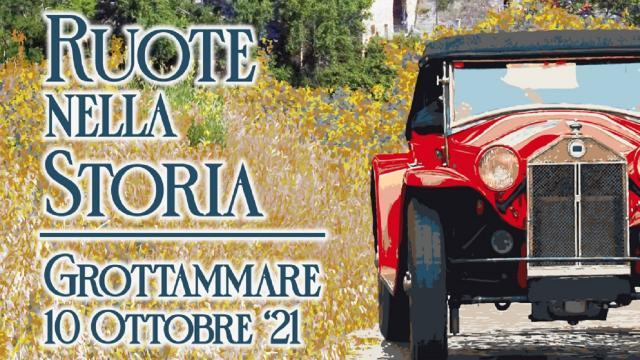 Automobile Club Ascoli Piceno-Fermo, ''Ruote nella Storia'' farà tappa a Grottammare