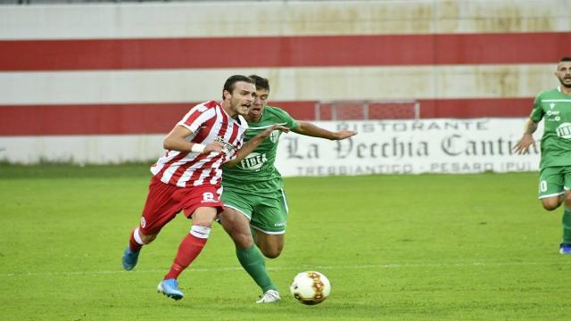 Serie C 4° turno: la Vis Pesaro supera il Matelica, secondo successo per la Samb