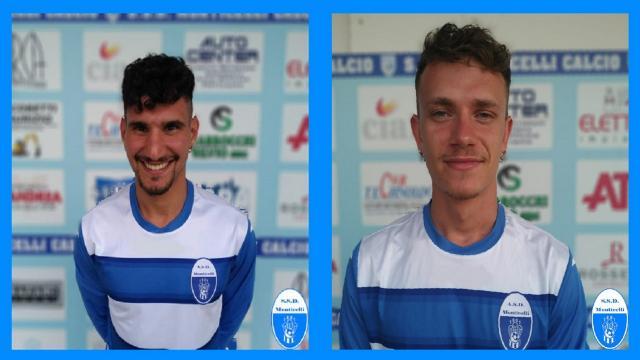 Monticelli Calcio, restano in biancazzurro anche il difensore Dolegowski e l'attaccante Ciuti