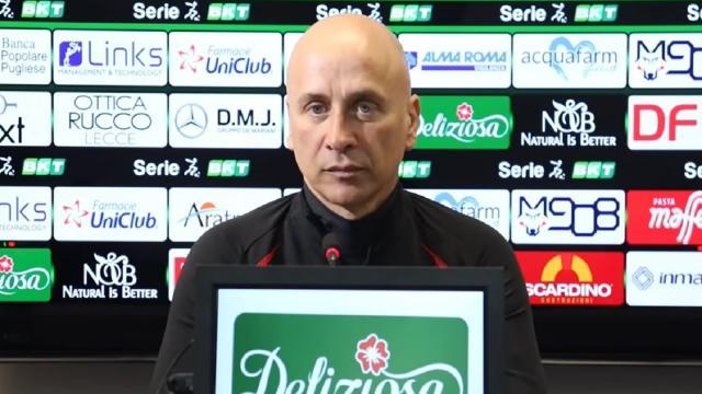Lecce-Cosenza 3-1, le voci di Corini e Occhiuzzi post gara