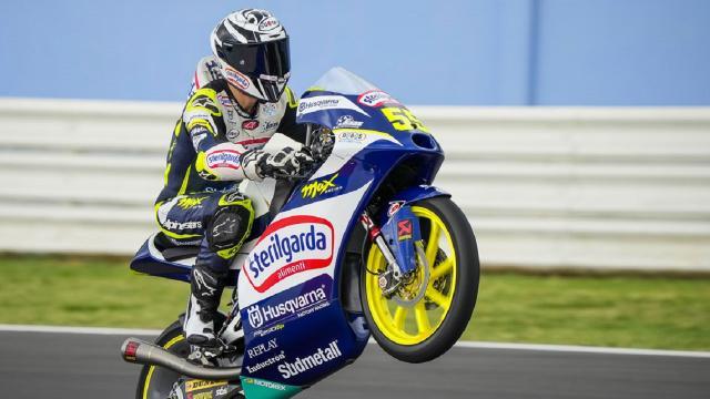 Moto3, Fenati tra i più veloci nelle prime libere a Misano: ''Bello iniziare weekend così''