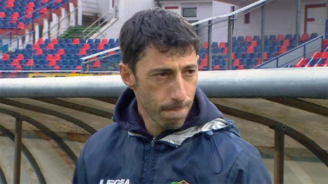 Cosenza-Vicenza 1-1, la voce di Occhiuzzi: ''Due punti persi ma non scoraggiamoci''