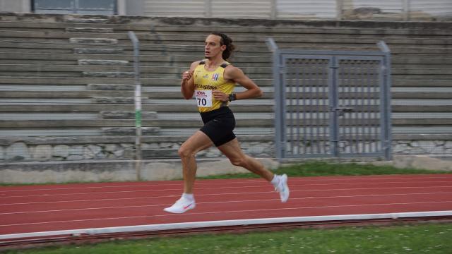 Atletica leggera, grande miglioramento a Milano per l'ascolano Massimi nei 5mila metri