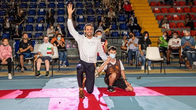 Atletica leggera, il campione olimpico Tamberi premiato con il Ciriachino d'oro