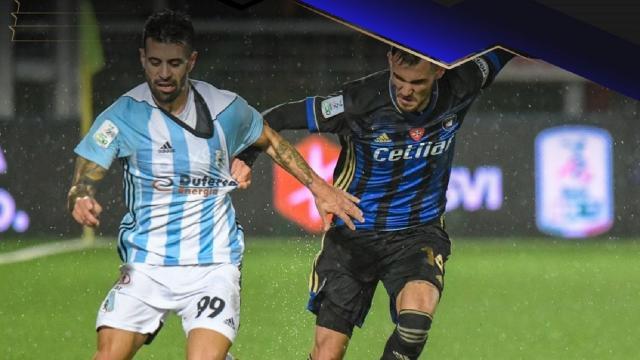Entella-Pisa 2-1, Brunori e Koutsoupias ribaltano i nerazzurri. Quarta vittoria per Vivarini
