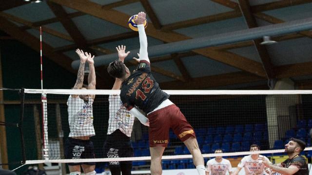 Pallavolo Serie A3, a Roma quarto successo consecutivo per la Videx Grottazzolina