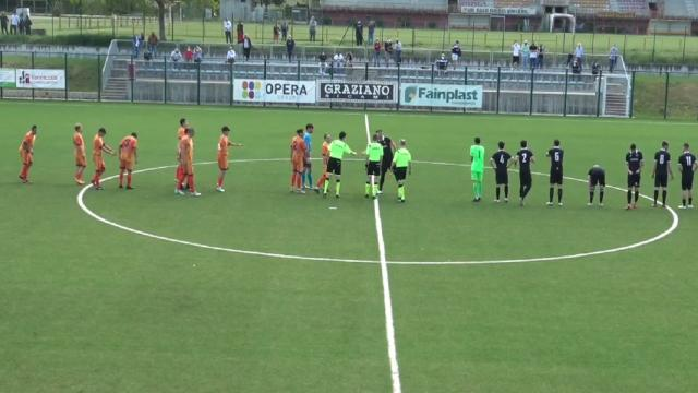 Eccellenza Marche: Atletico Ascoli-Sangiustese 1-1, highlights