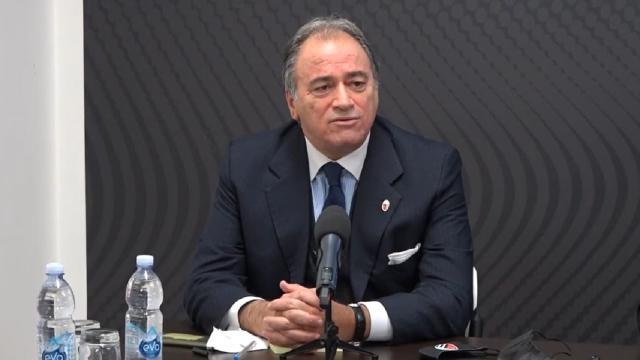 """Ascoli Calcio, Neri: """"Determinante massimo impegno del patron. Svolta della stagione? Prima del match col Frosinone"""""""