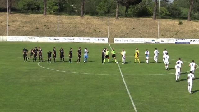 Eccellenza Marche: Forsempronese-Atletico Ascoli 2-0, highlights