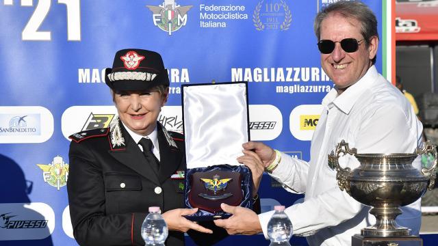 Federazione Motociclistica Italiana e Arma Carabinieri, nuovo programma attività per tutela territorio