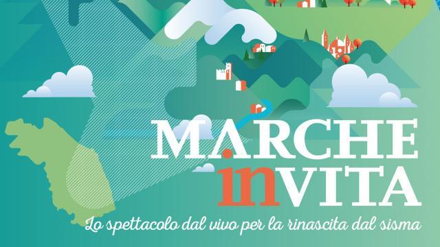 Regione presenta 'MarcheInVita', 80 spettacoli live per la rinascita dei luoghi colpiti dal sisma del 2016