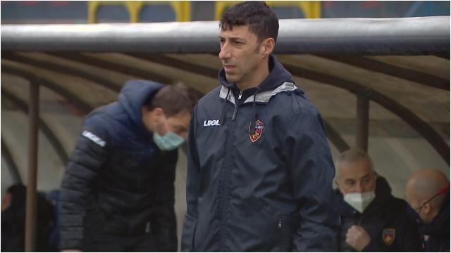 Cosenza-Pordenone 0-0, la voce di Occhiuzzi post gara