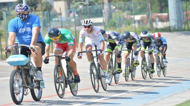 Ciclismo su pista, ad Ascoli Piceno i tricolori Elite e Juniores maschili e femminili