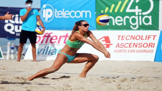 Beach volley, a Civitanova Marche il Campionato Italiano per Società