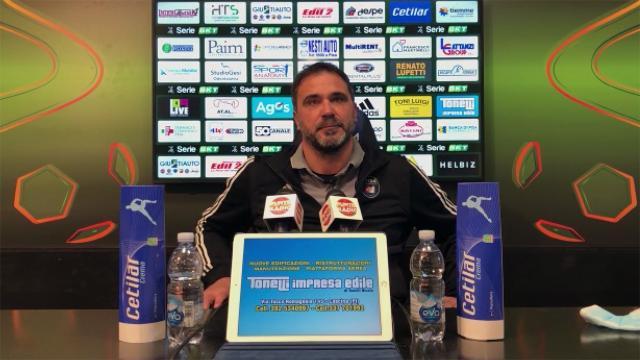 Pisa-Brescia 1-0, le voci di D'Angelo e Dionigi post gara