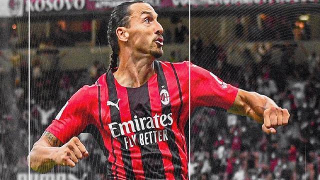 Milan-Lazio 2-0, highlights. A segno Leao e Ibrahimovic