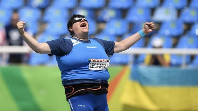 Atletica leggera: Paralimpiadi Tokyo, Assunta Legnante è d'argento nel lancio del disco
