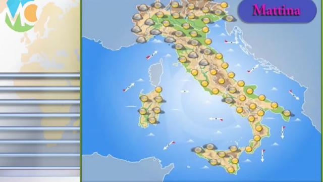 Meteo, la situazione ad Ascoli Piceno e nelle Marche per Giovedì 1° Ottobre