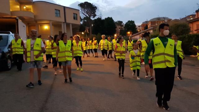 """Venarotta e Palmiano, dal 1° Giugno riprendono iniziative serali del progetto """"Salute in cammino"""""""