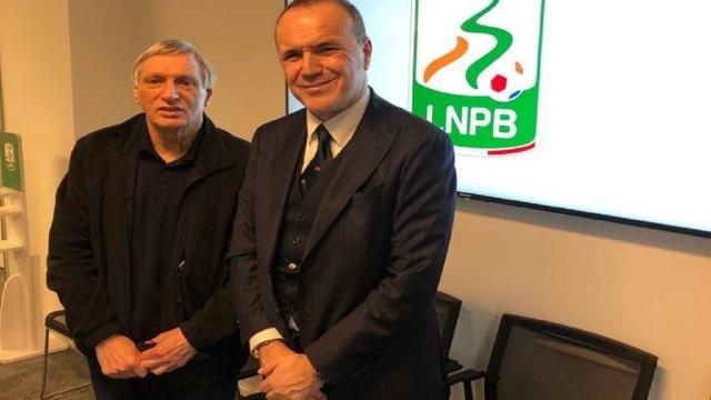 """Lega Serie B sposa progetto ''Libera'' contro le mafie. Balata: """"Esserci è un dovere"""""""