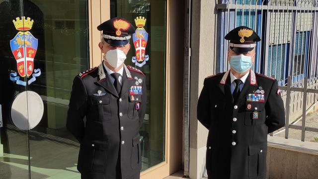 Carabinieri, Luogotenente De Biasio nuovo Comandante della Stazione di Ascoli Piceno