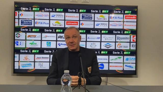 """Reggiana-Spal 1-2, le voci di Alvini (""""Volevo portare squadra a Parma, non ci sono riuscito"""") e Rastelli"""