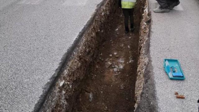 Ascoli Piceno, regolamentazione circolazione in Frazione Colonnata per lavori a condotta idrica