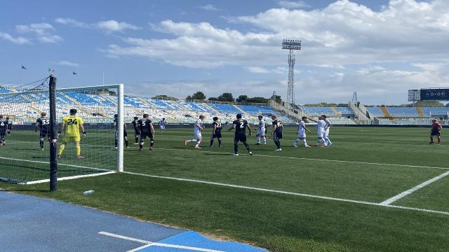 Pescara-Virtus Entella 1-1, Rigoni replica al 90' a Schenetti ma per il Delfino ora è dura