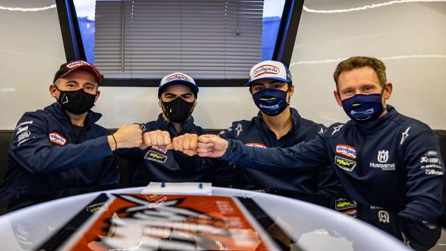 Moto3, Fenati confermato dal Max Racing Team anche per il Mondiale 2021