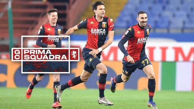 Genoa-Sampdoria 1-1, highlights