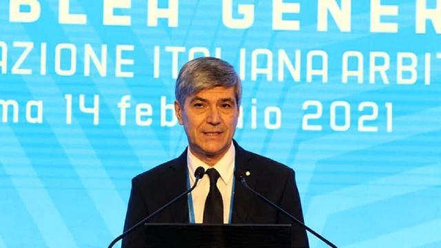 """Associazione Arbitri, Trentalange nuovo presidente. Balata: """"Auspico stretta e proficua collaborazione"""""""